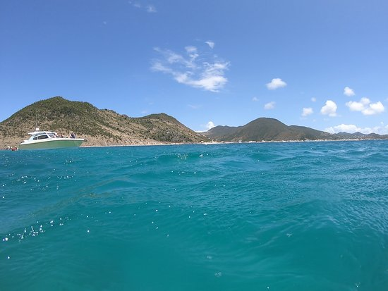 Oyster Pond, St Martin / St Maarten: Views