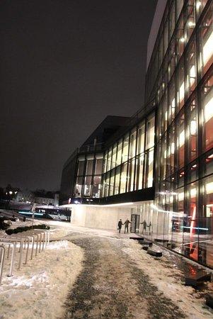 Резекненский концертный зал