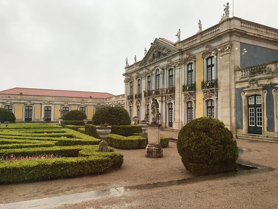 National Palace of Quelez