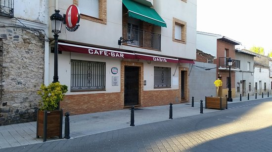Piedrabuena, Spain: Bar Oasis