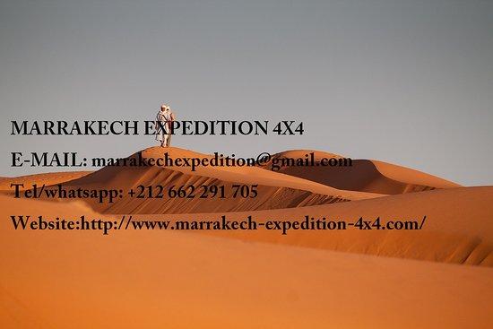 ‪Marrakech Expedition‬
