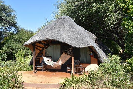 Imbabala Zambezi Safari Lodge: Chalet 7