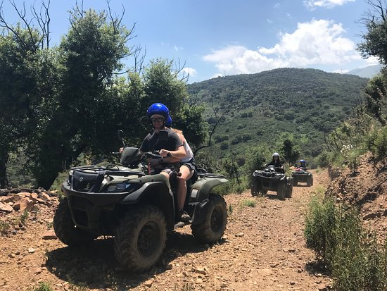 Quad Excursions Cefalù