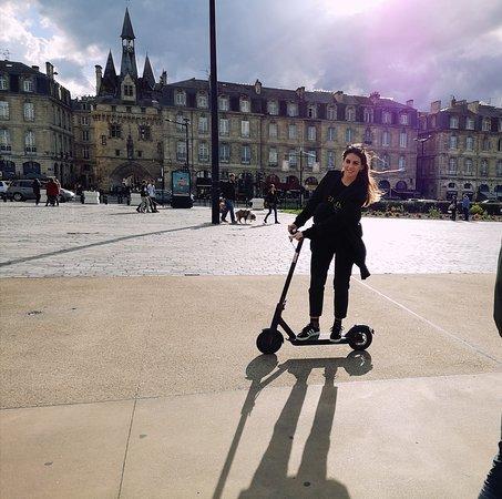 Bordeaux a Vol d'Oiseau