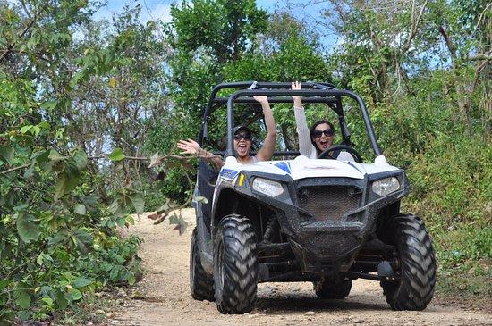 Las Galeras, Dominican Republic: moment de joie