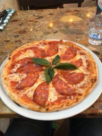 pizzadeig tipo 0