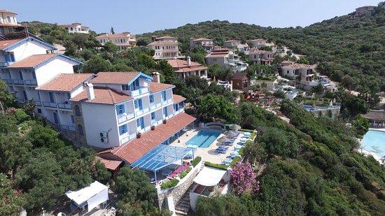 Arpia Hotel: Dış görünüş