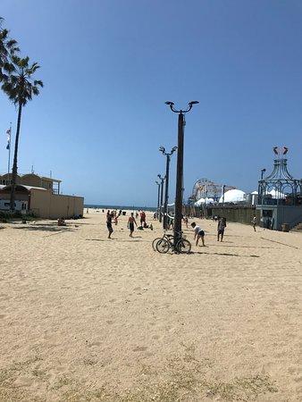 Venice Beach: spaiggia
