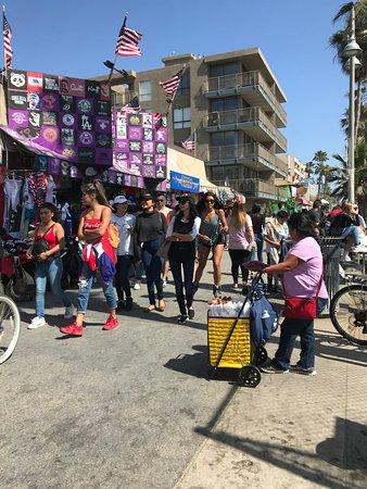 Venice Beach: negozi