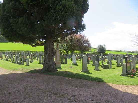 Kingskettle, UK: cemetery