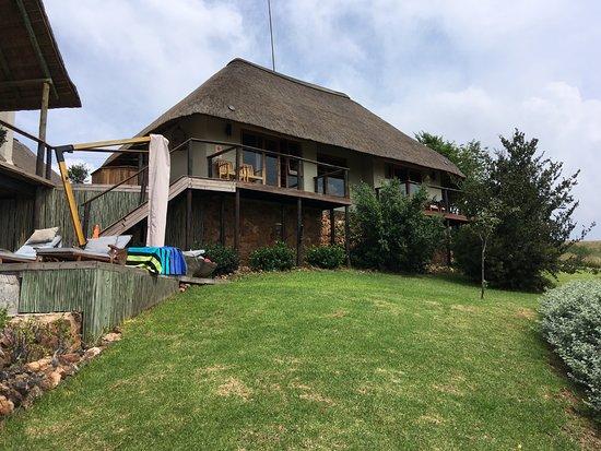 Cradle of Humankind World Heritage Site, جنوب أفريقيا: The Bedroom Lodge
