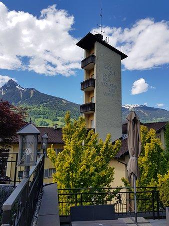 Schruns, Austria: Aussicht