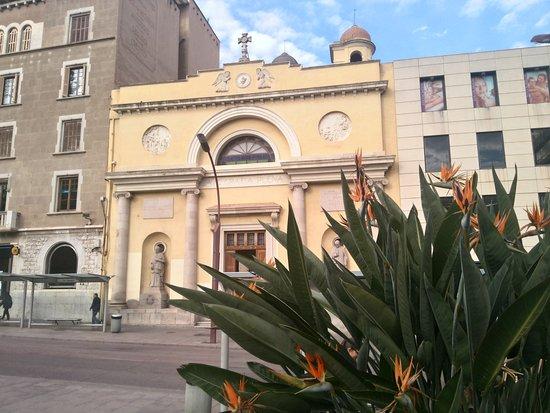 Esglesia de l'immaculat Cor de Maria
