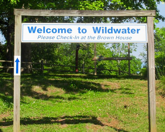 Wildwater Rafting: Welcome to Wildwater