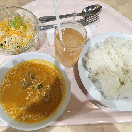 Mizuho-machi, ญี่ปุ่น: チキンカレー