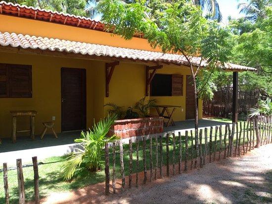 Maracajau, RN: Chalé Casal