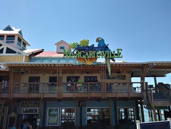 Jimmy Buffets Margaritaville: On the boardwalk