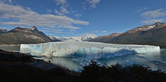Perito Moreno Glacier: Glaciar Perito Moreno desde las pasarelas