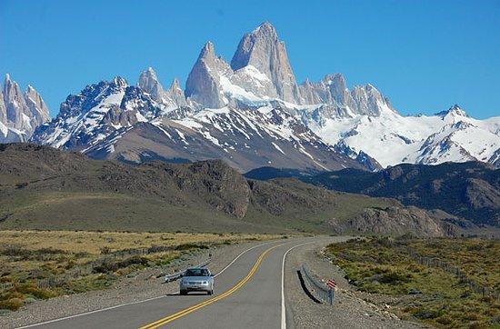 Perito Moreno Glacier: El Chanten  Capital Nacional del trekking