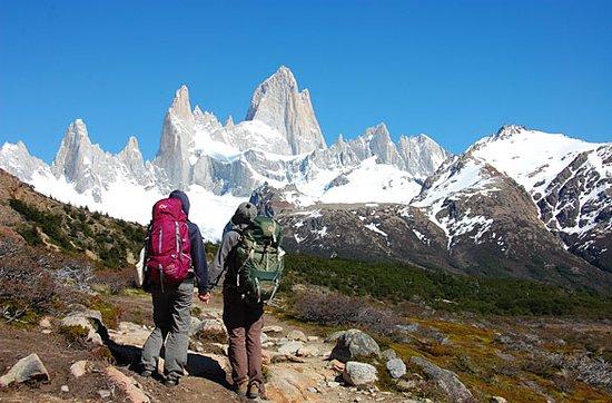 Perito Moreno Glacier: El chalten recorrido en los senderos