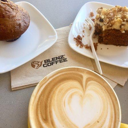 Blenz Coffee Whistler: photo1.jpg