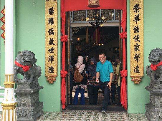 Μουσείο Πενάνγκ Περανακάν: Francis!