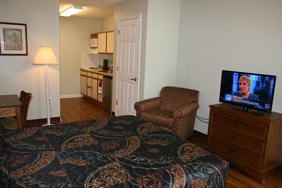 Affordable Suites of America, Greenville: studio suite