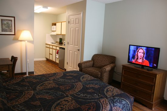 Affordable Suites of America, Greenville: studio suite