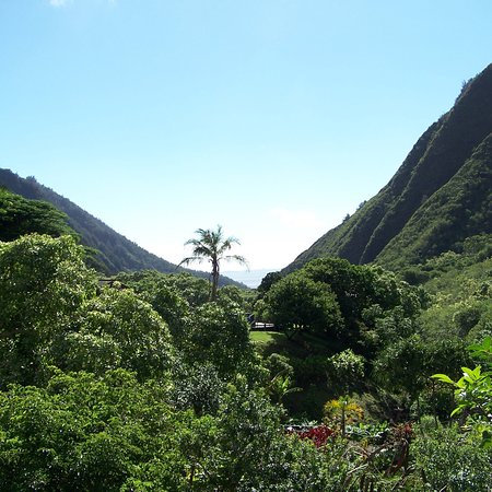 Iao Valley State Monument - ワ...