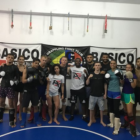 Muay Thai Team Kalista