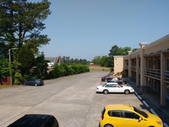 Chocowinity, NC: Balcony View