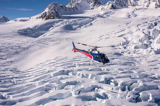 Vol en hélicoptère Neve Discoverer...