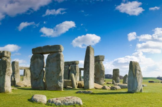 Stonehenge Half Day Tour with Entry and...