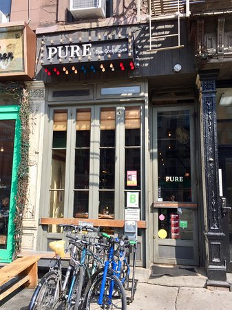 Pure Vegetarian Restaurants In New York City