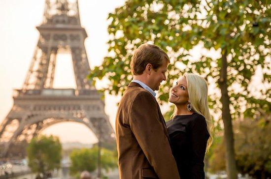 Paris Private Photoshoot Experience