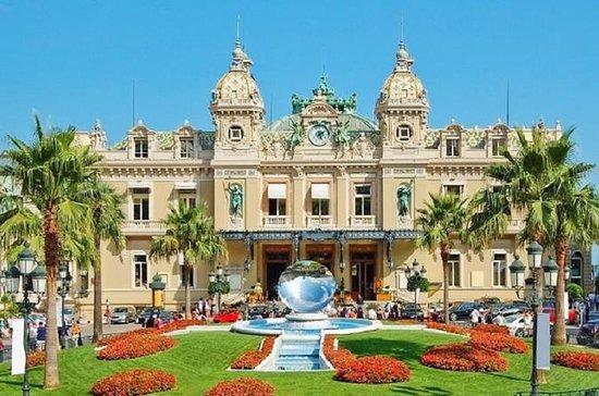 Mezza giornata Eze e Monaco