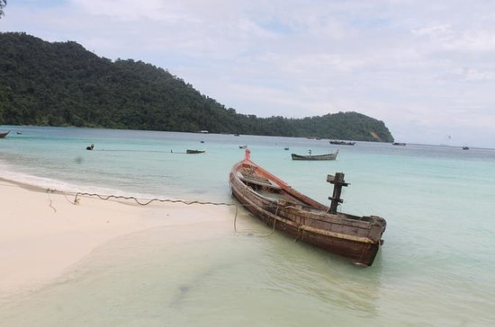 5-Day Mergui Archipelago Exploration...