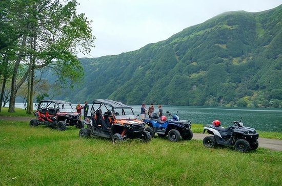 Sete Cidades ATV Full Day Liten...