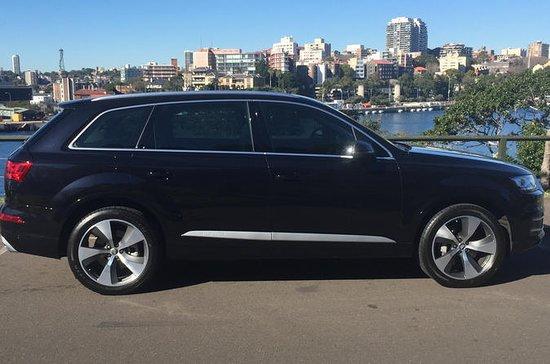 Luxury SUV Or Sedan Transfers Sydney Airport to Sydney Hotels