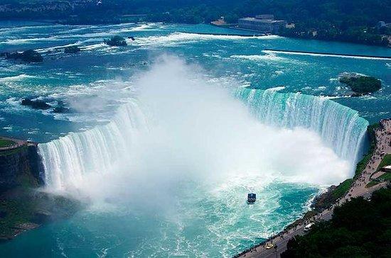 Tour all-inclusive del bus di Niagara