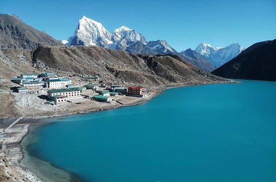 Campamento base del Everest con el...