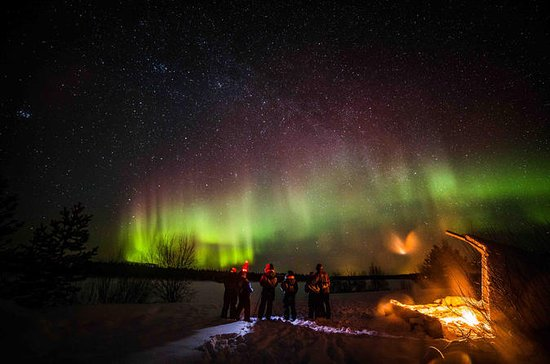 Private Northern Lights photography...