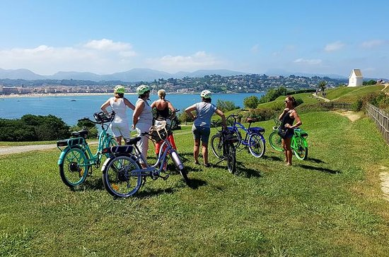 Electric Bike Tour: Biarritz and...