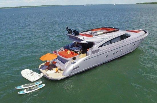92 Feet AB Yachts Silver Mama