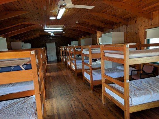 West Beach, Australien: The dorm