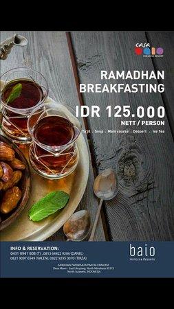 North Sulawesi, Indonesien: Ramadhan 1439H Promo
