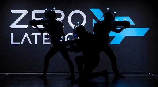 Zero Latency VR - Busan Nampo