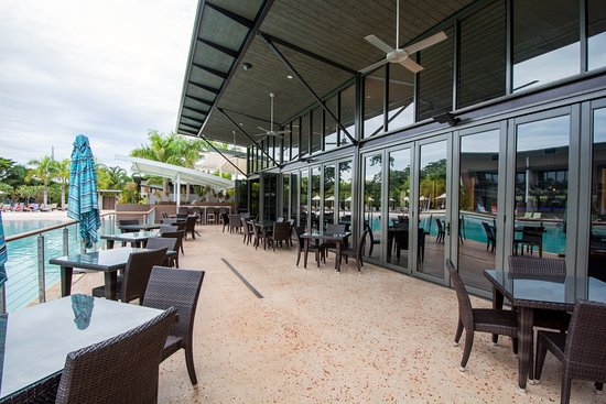 Cove outdoor seating