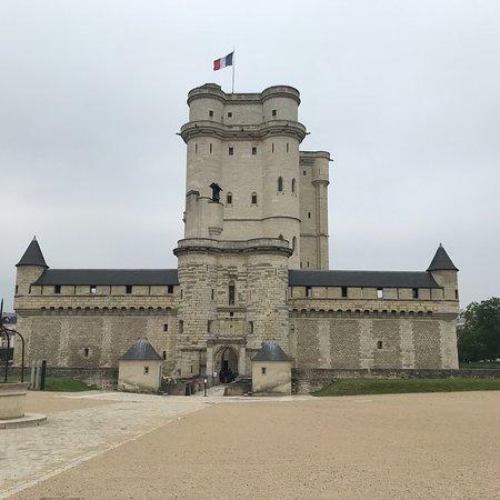温森城堡照片