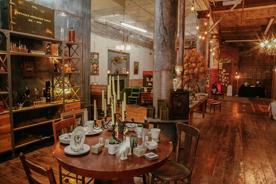 Noir Arts Oddities Home Decor Galore